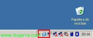 Usando la utilidad Dynamic USB de Citrix