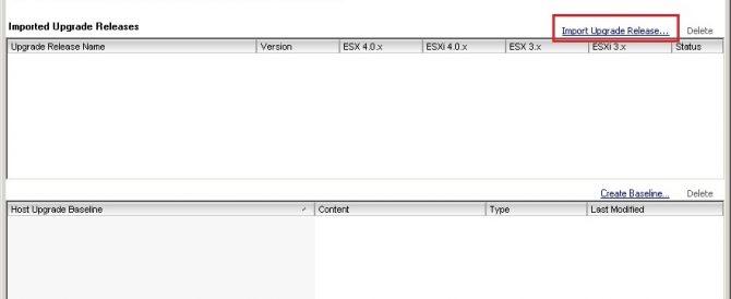 Actualizando de VMware ESX 4.0 a ESX 4.1 con Update Manager