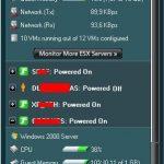 SolarWinds VM Monitor – Monotorizando ESX y sus MV con SNMP