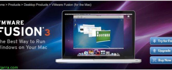 VMware Fusion 3.0 – Instalación, configuración y funcionalidades.