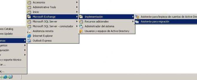 Migrar las cuentas de correo y las carpetas públicas de Exchange 5.5 a Exchange 2000 o Exchange 2003