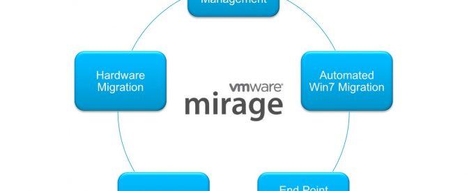 VMware Mirage – Actualizando una capa base