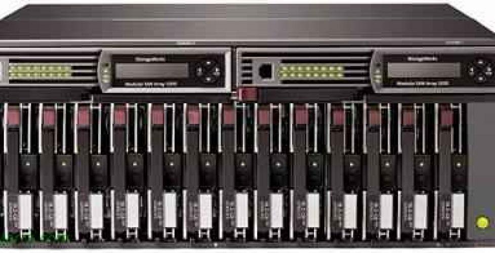 Configuración de una MSA – HP StorageWorks Modular SAN Array 1000 con ESX