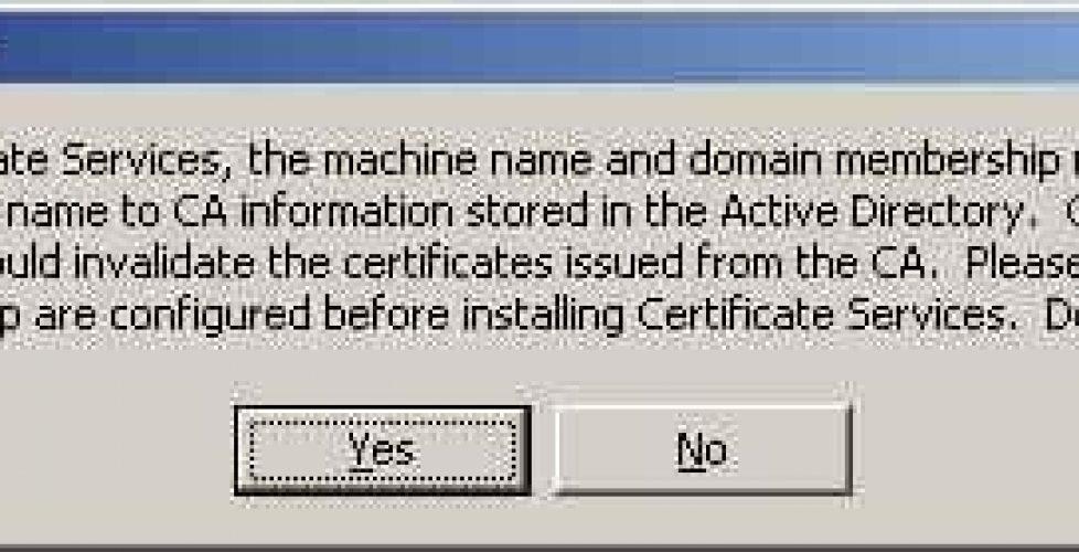 Asegurando OWA con SSL y uso de Forms Based Authentication en Microsoft Exchange 2003