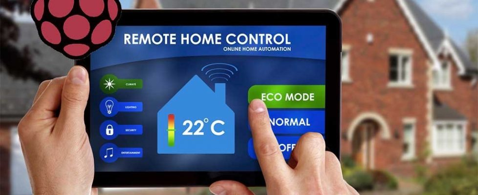 raspberry home automation bujarra