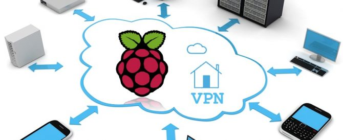 Raspberry Pi – Servidor VPN con PPTP