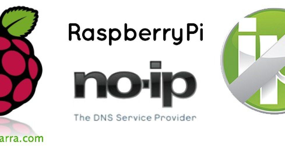 Raspberry Pi – Servidor NO-IP