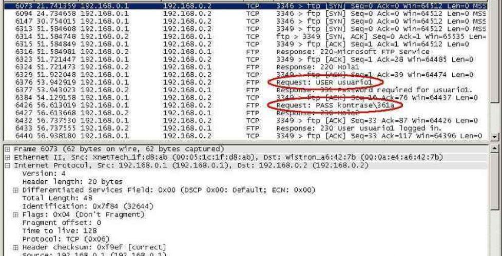 Asegurando la conexión FTP – SFTP o FTP seguro – FTP sobre SSL