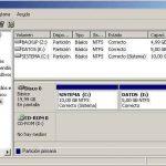 Configurando las Instantáneas o Shadow Copy