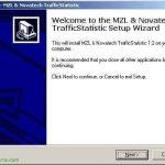 Uso de TrafficStatistic – Generador de estadisticas del uso de la LAN