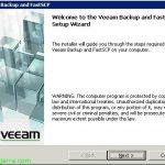 Mit Veeam Backup & Replikation Durchführung von Backups und Kopien unserer virtuellen Umgebung