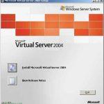 Uso de Microsoft Virtual Server