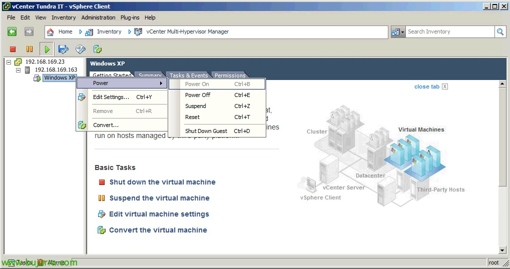 VMware vCenter Multi Hypervisor Manager 1.1