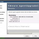 Actualización a vSphere 5.1 de forma manual con vCSA