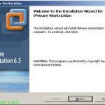 Instalando VMware Workstation ACE, creando MV para usar con el entorno VMware ACE y viendo las directivas