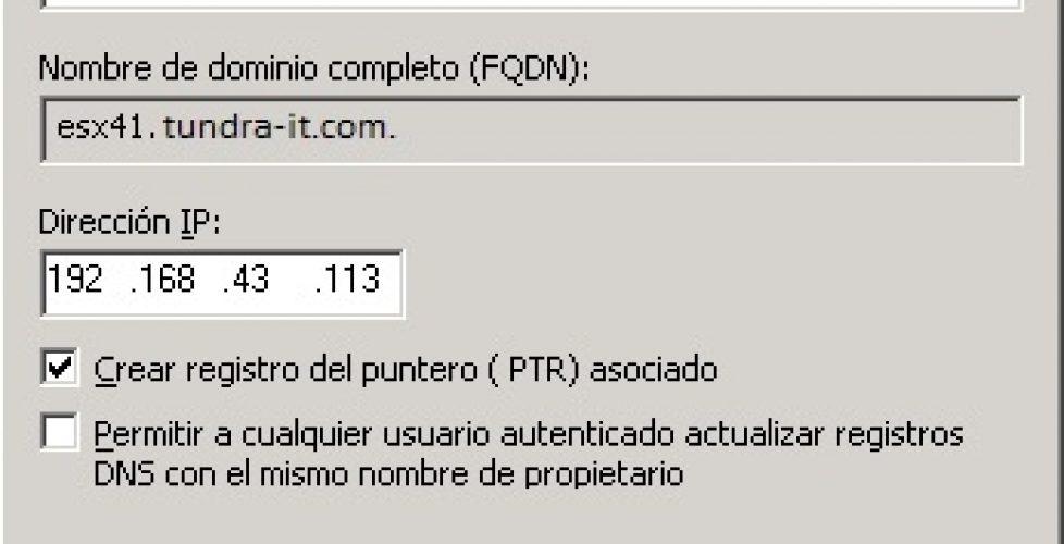 Novedad VMware vSphere 4 1: Active Directory Authentication against