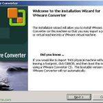 Uso de VMWare Converter