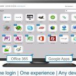 Veröffentlichen Desktops von VMware View Workspace 2.0