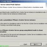 Uso de VMware Linked Mode