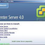 Cómo actualizar VMware vCenter 2.5 a VMware vCenter 4.0
