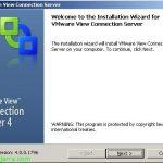 Installieren und ein Replikat-Server VMware View Connection Server-Konfiguration 4