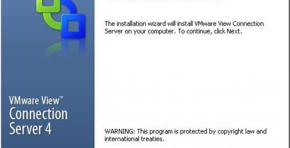 Instalación y configuración de un servidor réplica VMware View Connection Server 4