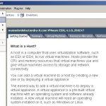 Usando VMware vMA