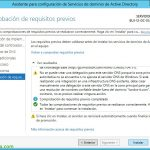 Actualizando el Directorio Activo a Windows Server 2012
