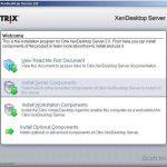 Instalación, configuración y administración de Citrix XenDesktop Server 2.0