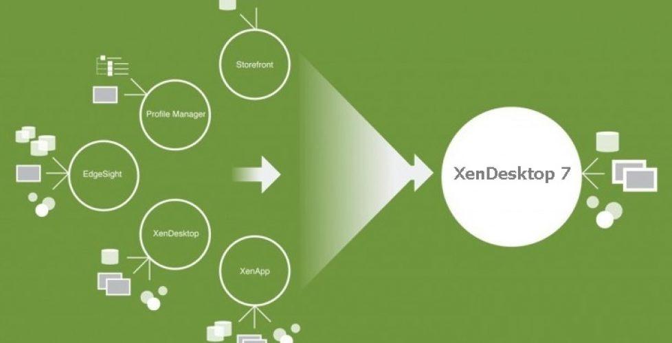 Novedades de XenDesktop 7