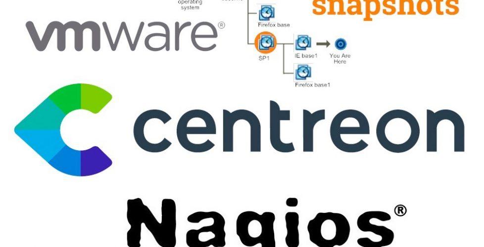 Nagios – Checkeando snapshots en máquinas virtuales de VMware
