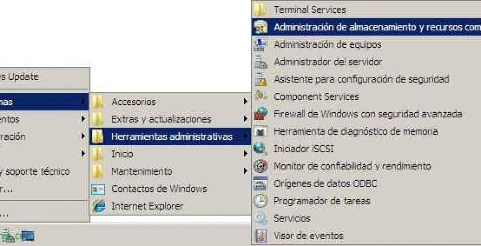 Habilitando ABE – Access-based Enumeration en Windows 2008