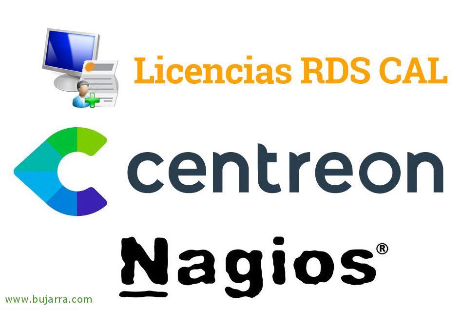Nagios – Comprobando las licencias CAL en Remote Desktop