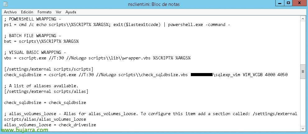 Nagios - Monitoring with NRPE | Blog Bujarra com