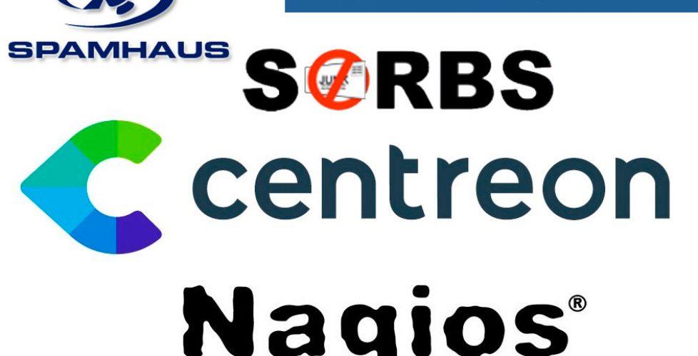 Nagios – Comprobando si estamos en listas negras de SPAM