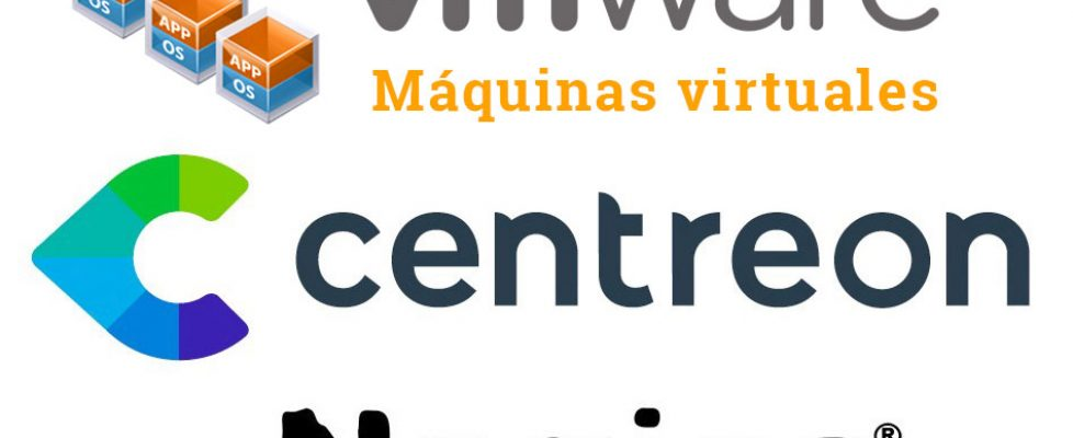 Nagios Centreon VMware vSphere VM 00