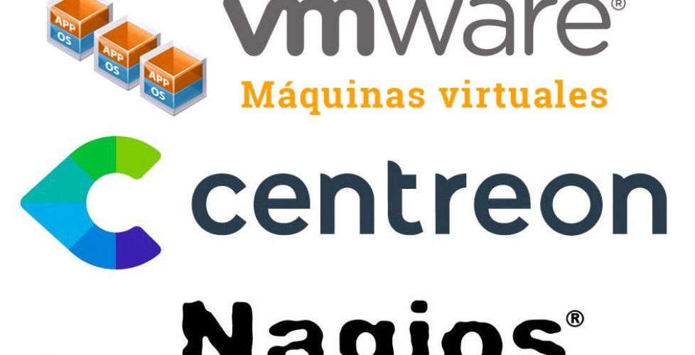 Nagios – Monitorizando nuestras máquinas virtuales de VMware vSphere