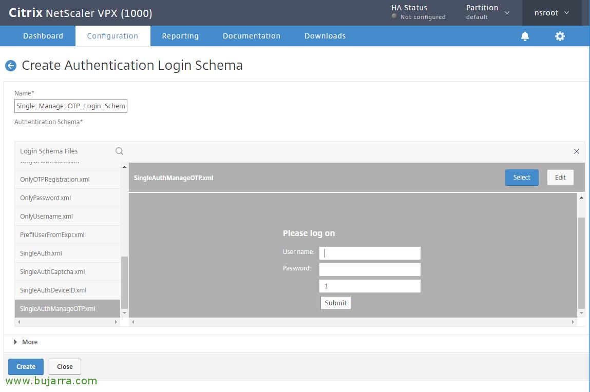 Citrix NetScaler-Gateway con OTP (Einmaliges Passwort) | Blog ...