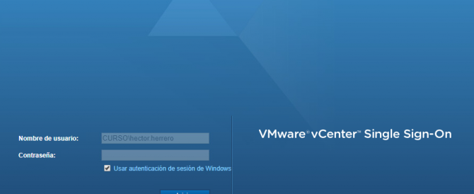 Integrando vCenter Server Appliance 6.5 y sus hosts ESXi en Directorio Activo