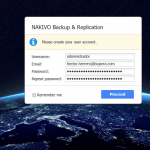 Instalación de Nakivo Backup & Replication 7.3