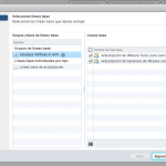 Actualizando VMware Tools y virtual hardware en las MVs con vSphere Update Manager 6.5
