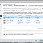 Uso de Speicher-DRS-en vSphere 6.5