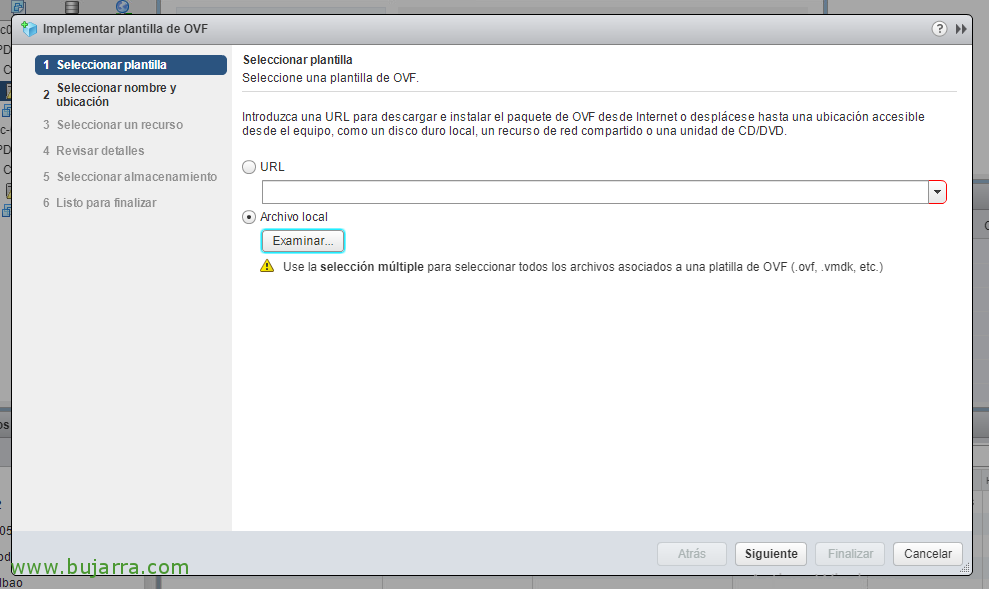 Configurando VMware vSphere Replication 6 5 | Blog Bujarra com