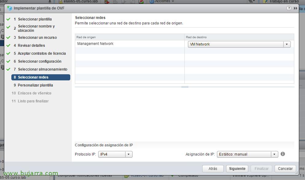 Configurando VMware vSphere Replication 6.5 | Blog Bujarra.com