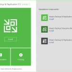 Instalación de Veeam Backup & Replication 9.5