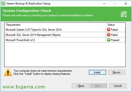 Veeam Backup installation & Replication 9 5   Blog Bujarra com