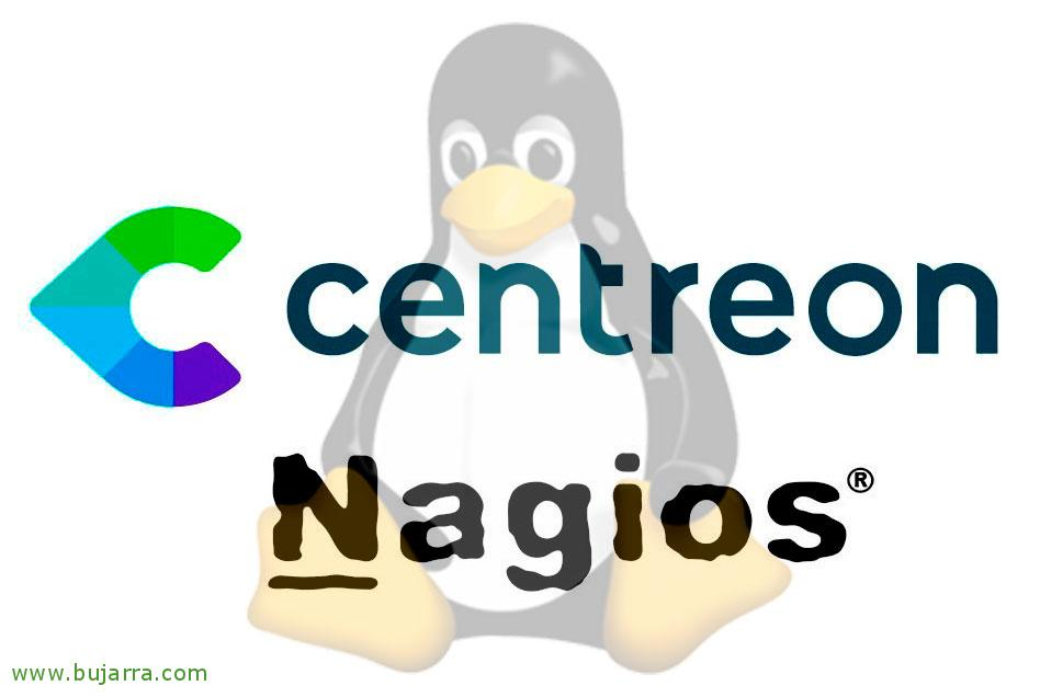 Nagios-Centreon-Linux-SNMP-00
