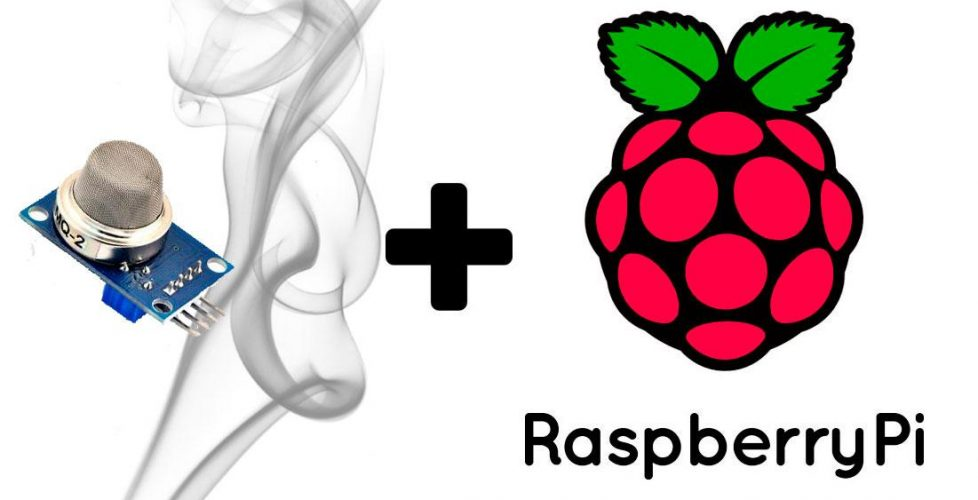 Smoke sensor or gas Raspberry Pi | Blog Bujarra com