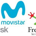 Integrieren FreePBX mit optischer Faser Movistar