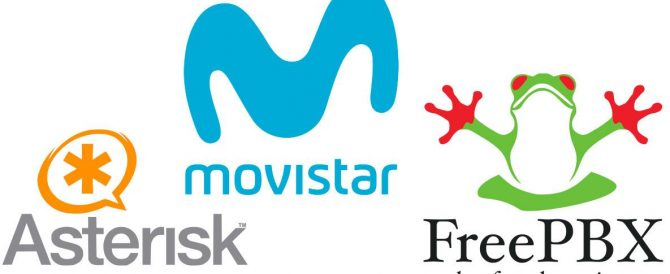 Integrando FreePBX con la fibra óptica de Movistar